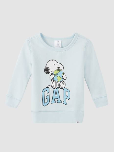 Toddler Gap Snoopy Crewneck Sweatshirt
