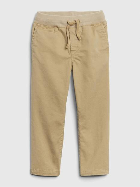 Toddler Pull-On Lived Khakis