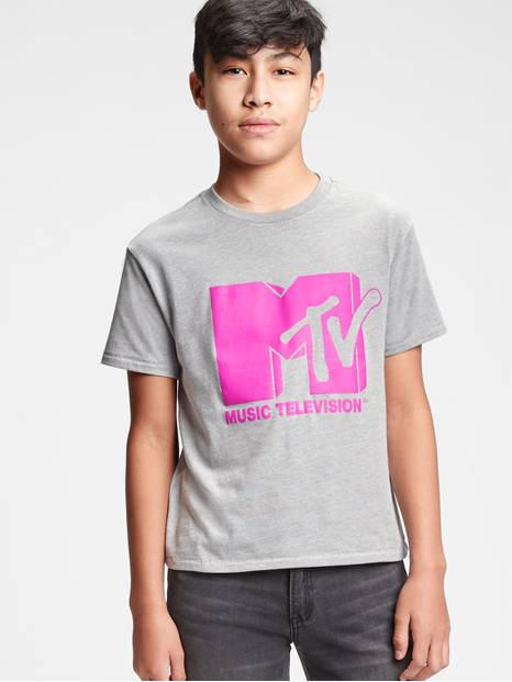 Teen Band Graphic T-Shirt