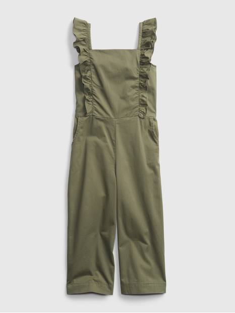 Kids Ruffle Jumpsuit