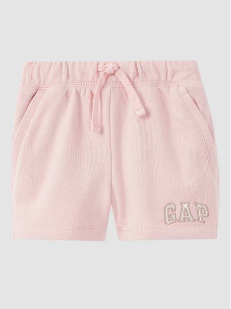 Kids Gap Arch Logo Shorts