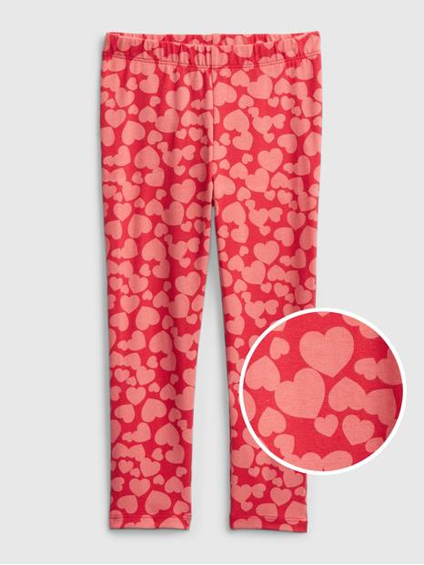 Toddler Mix-and-Match Graphic Leggings
