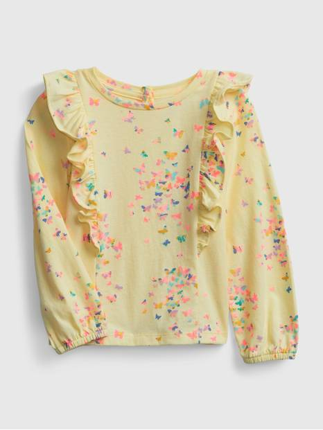 Toddler Flutter Print T-Shirt