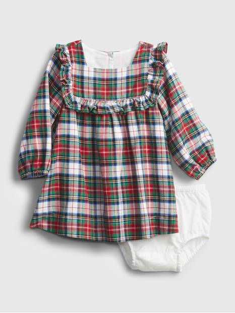 babyGap Plaid Dress