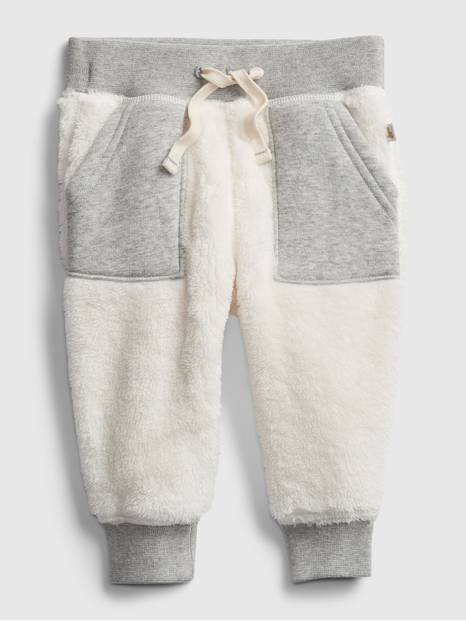 Baby Sherpa Pull-On Pants