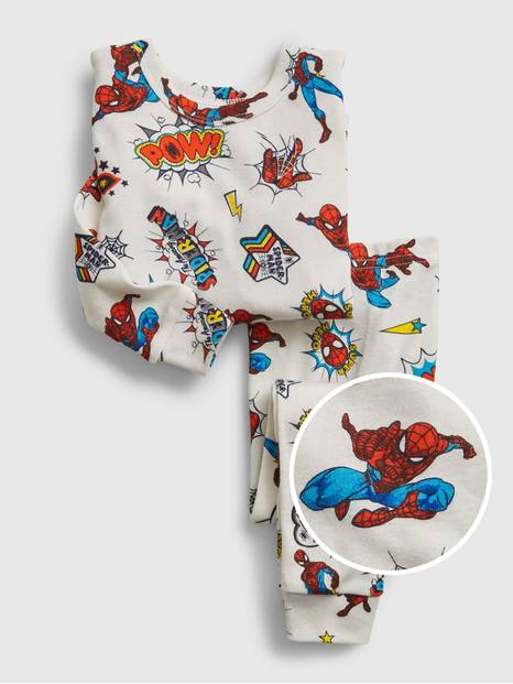 babyGap &#124 Marvel Spider-Man Graphic PJ Set