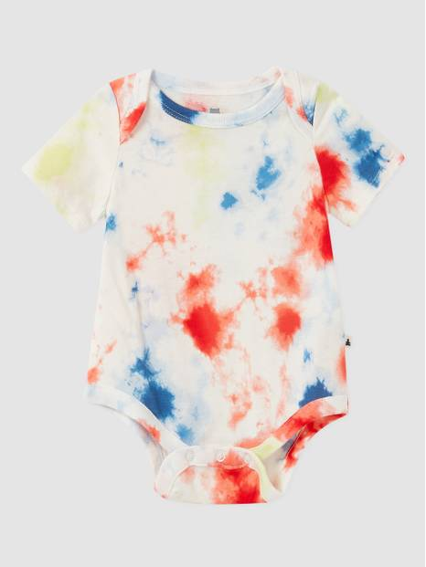 Baby Organic Mix and Match Print Bodysuit