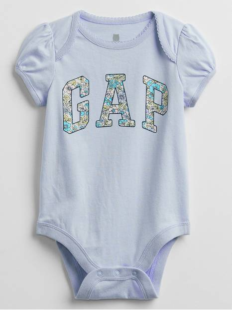 Baby Mix and Match Gap Logo Bodysuit
