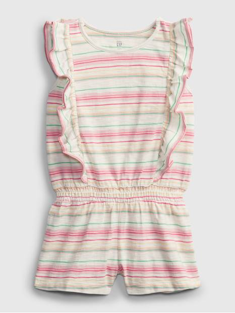 Toddler Flutter Romper