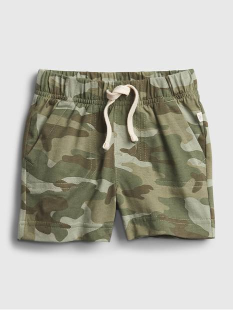 Baby Organic Mix and Match Pull-On Shorts