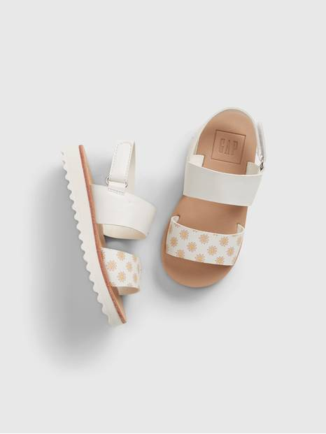 Toddler Daisy Sandals