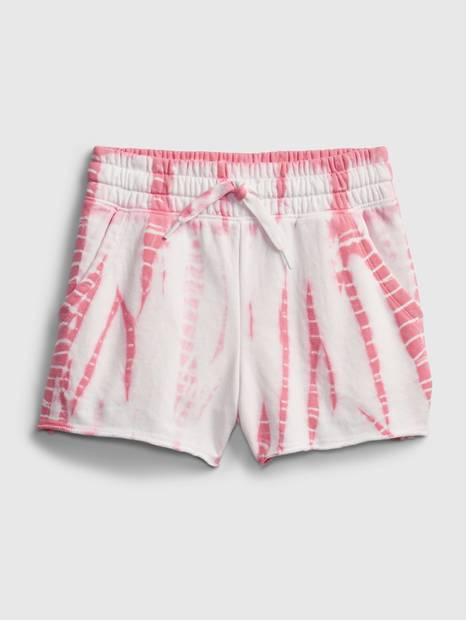 Kids High-Rise Pull-On Shorts
