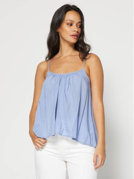 Dreamwell Shirred Racerback Cami