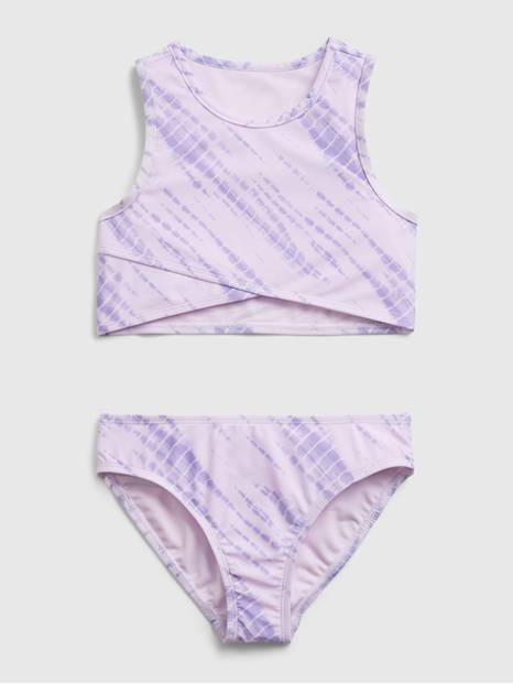 Kids Tie-Dye Swim Two-Piece