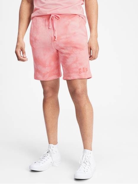 Gap Logo Tie-Dye Pull-On Shorts
