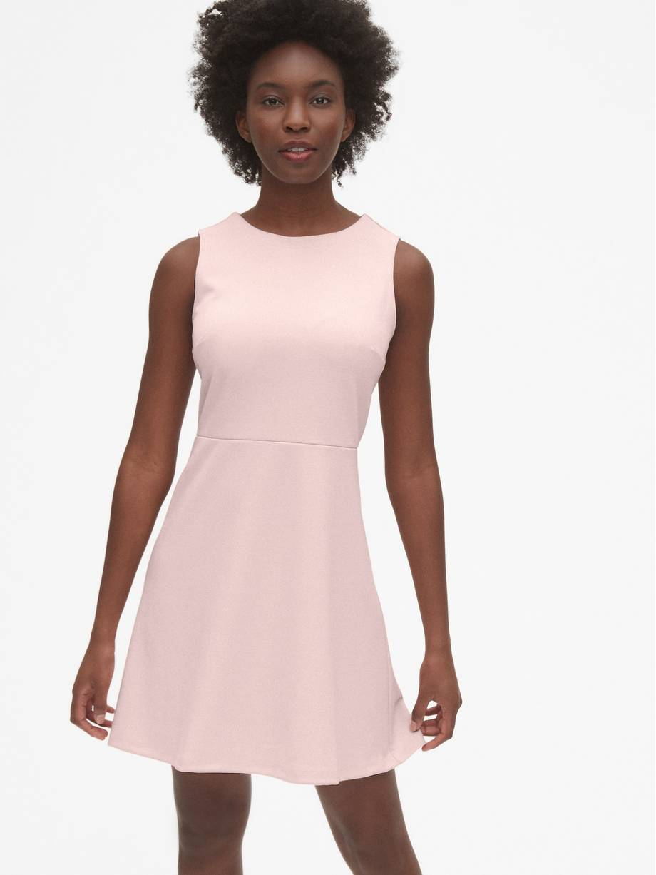 Shop Womens Primitive Pink Fit And Flare Dress In Uae